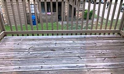 Patio / Deck, 502 E Denton Dr 44, 2