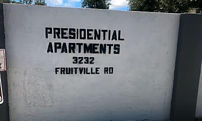 Presidential, 1