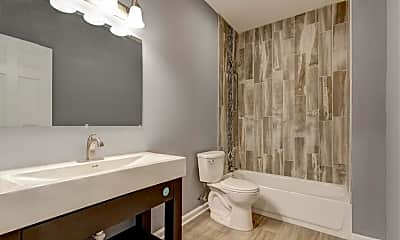 Bathroom, 1259 10th Street, 2