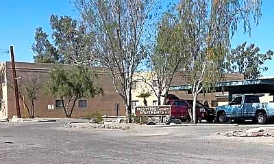 Building, Palo Verde Apartments, 2