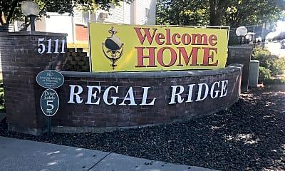 Regal Ridge Apartments, 1