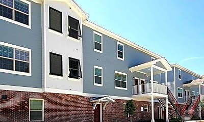 Building, Marina Vista Apartments, 0