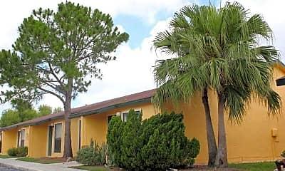 Building, Le Club and Springwood Villas, 0