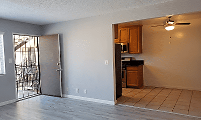 Living Room, 3701 Emerald St, 1