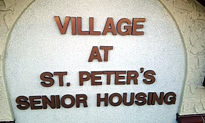 Village at St. Peter's Senior Housing, The, 1