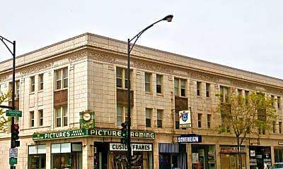 Building, 1204 W Granville Ave, 1