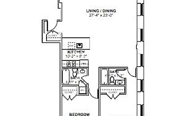 Building, 460 Harrison Ave, 2
