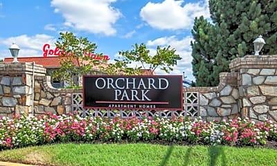Community Signage, Orchard Park, 0
