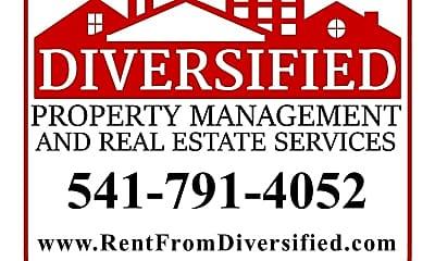 Building, 1061 SW Washington Ave, 2
