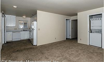 Living Room, 436 Oak St, 1