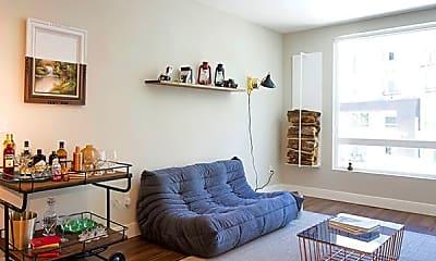 Living Room, Cobalt, 0