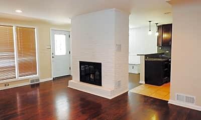 Living Room, 2959 Dexter St, 0
