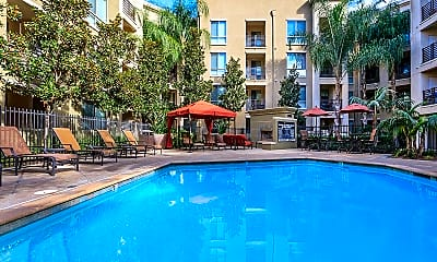Pool, The Enclave At Warner Center Apartment Homes, 0