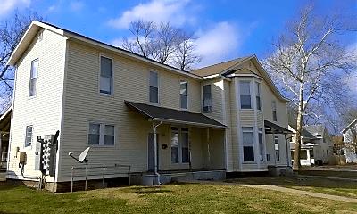 Building, 1031 Hartford St, 1
