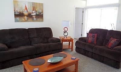 Living Room, 4755 Hungary Rd, 1