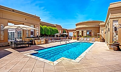 Pool, The Residence at South Park, 1