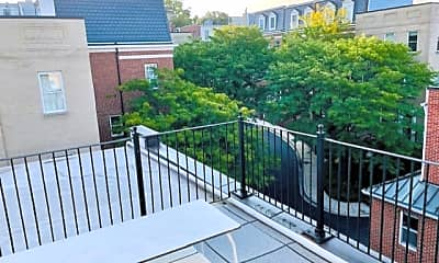 Patio / Deck, 2411 20th St NW, 2