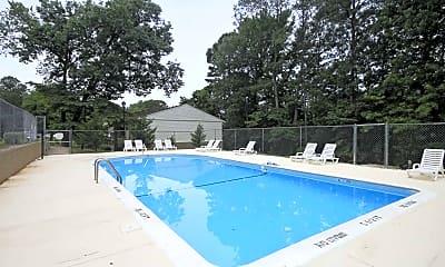 Pool, Richmond Hills Apartments, 0