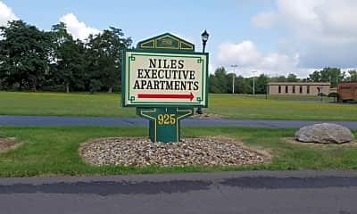 Niles Executive Apartments, 1