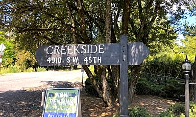 Creekside Apartments, 1