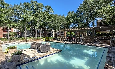 Pool, Parks at Treepoint, 1