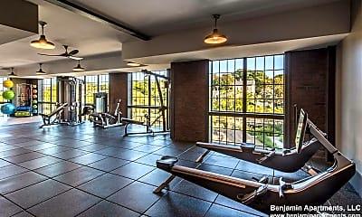 Fitness Weight Room, 72 Flint St, 2