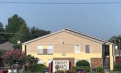 Twenty Oaks Apartments, 1