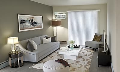 Living Room, 2500 Place, 1