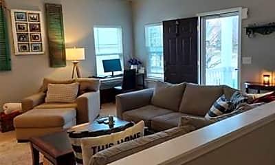 Living Room, 1224 York Ave, 1