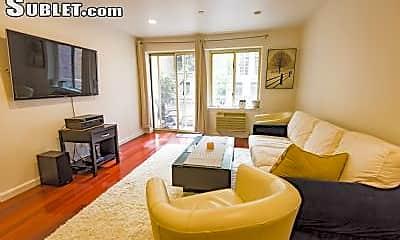 Living Room, 15 St Marks Pl, 1