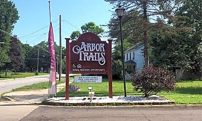 Arbor Trails Apartments, 1