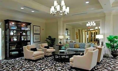 Living Room, Meridian at Eisenhower Station, 1