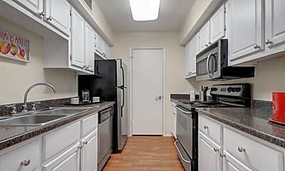 Kitchen, Trailside at Hermosa Pointe, 1