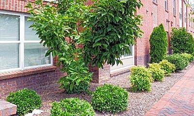 Landscaping, Somanath Senior Apartments, 1