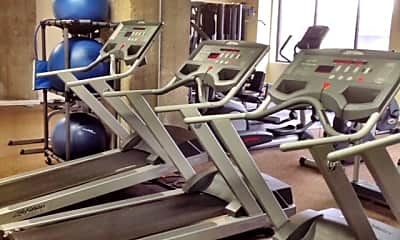 Fitness Weight Room, 1550 S Blue Island Ave 513, 2