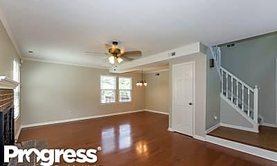 Living Room, 2707 Silkstream Ln, 1