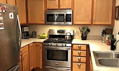 Kitchen, 8350 Pebble Creek Way #203, 2