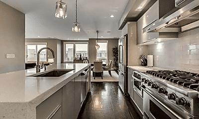 Kitchen, 401 W First St, 1