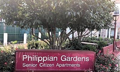Philippian Gardens, 1