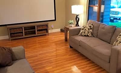 Living Room, 405 E Michigan Ave, 1
