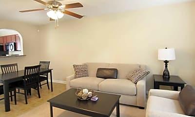 Living Room, Kingsley Townes, 1