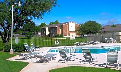 Pool, Parkway Villas, 0