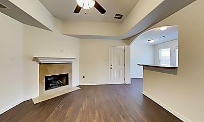Living Room, 7387 Brentridge, 1