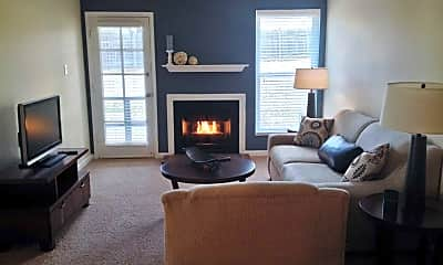 Living Room, Southmoor, 0
