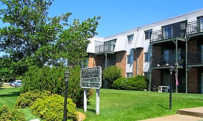 Building, Robinwood Apartments, 0