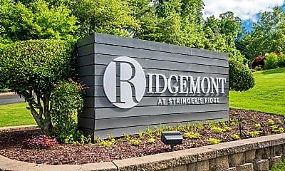 Community Signage, Ridgemont at Stringers Ridge, 0