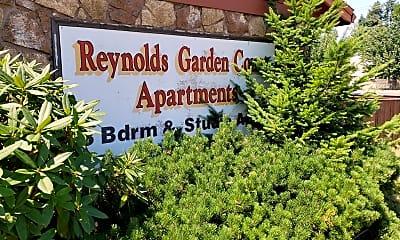 Reynolds Garden Court Apartments, 1
