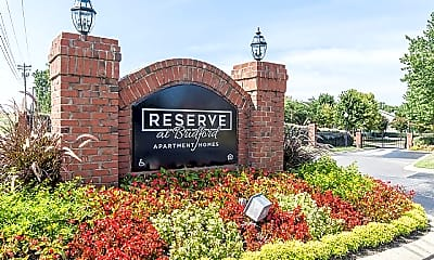 Community Signage, Reserve at Bridford, 2