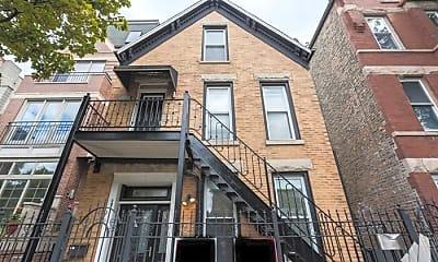 Building, 1033 N Hermitage Ave, 0