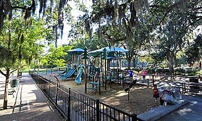 Playground, 109 E Park Ave B, 2